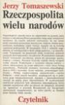 Rzeczpospolita wielu narodów - Jerzy Tomaszewski