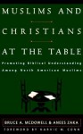 Muslims and Christians at the Table: Promoting Biblical Understanding Among North American Muslims - Bruce A. McDowell, Anees Zaka