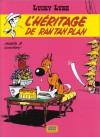L'héritage de Rantanplan - Morris, René Goscinny