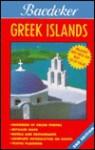 Baedeker Greek Islands - Jarrold Baedeker