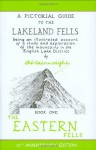 Pict Guide/Lakeland Fells: Book 1 - A. Wainwright