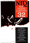 New Theatre Quarterly 32: Volume 8, Part 4 - Clive Barker
