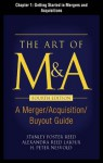The Art of M&A, Fourth Edition, Chapter 1: Getting Started In Mergers and Acquisitions - H. Peter Nesvold