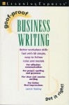 Goof-Proof Business Writing - Lauren Starkey, Starkey, Learning Express LLC