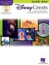 Disney Greats: For Alto Sax Instrumental Play-Along Pack - Hal Leonard Publishing Company