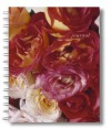 Bouquet of Roses Wire-O Bound Journal - Barbara Milo Ohrbach