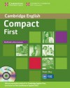 Compact First Workbook Without Answers with Audio CD - Peter May
