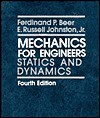 Mechanics for Engineers: Statics and Dynamics - Ferdinand P. Beer, E. Russell Johnston Jr.