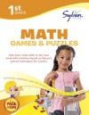 First Grade Math Games & Puzzles (Sylvan Workbooks) - Sylvan Learning