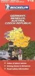 Michelin Map Germany Austria Benelux Czech Republic 719 (Map) - Michelin Travel Publications
