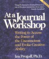 At a Journal Workshop - Ira Progroff, Ira Progoff