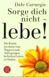 Sorge Dich Nicht - Lebe! (Sonderausgabe) - Dale Carnegie