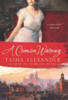 A Crimson Warning - Tasha Alexander