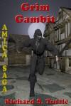 Grim Gambit - Richard S. Tuttle
