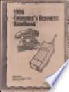 Consumer's Resource Handbook 1996 - DIANE Publishing Company