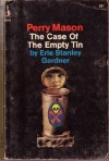 The Case of the Empty Tin - Erle Stanley Gardner