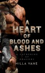 A Heart of Blood and Ashes - Milla Vane