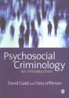 Psychosocial Criminology - David Gadd, Tony Jefferson