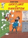 Lucky Luke vs Pinkerton - Morris