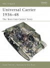 Universal Carrier 1936-48 (New Vanguard) - David Fletcher, Tony Bryan