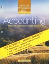 Accounting, Third edition Binder Ready Version - Paul D. Kimmel, Jerry J. Weygandt, Donald E. Kieso