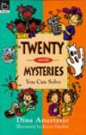 Twenty Mini Mysteries You Can Solve (Puzzle Books) - Dina Anastasio