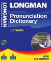 Longman Pronunciation Dictionary, Paper with CD-ROM (3rd Edition) - J.C. Wells