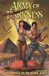 Army of Darkness Volume 1: Hail To The Queen, Baby! TP by Serrano, Elliott (2013) Paperback - Elliott Serrano