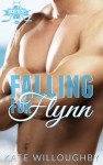 Falling for Flynn: A Silver Fox Sports Romance (Hockey on Tap Book 1) - Kate Willoughby