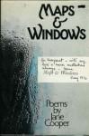 Maps & Windows: Poems - Jane Cooper