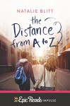 The Distance from A to Z - Natalie Blitt