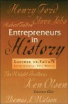 Entrepreneurs in History: Success Vs. Failure: Entrepreneurial Role Models (Role Models of Human Values Ser. Vol. 2) [UNABRIDGED] (Role Models of Human Values Ser. Vol. 2) - Emerson Klees
