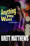 Anything You Want - Brett Matthews