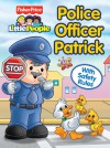Fisher Price Little People Police Officer Patrick - Matt Mitter, SI Artists