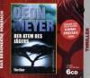 Der Atem des Jägers, 4 Audio-CDs - Deon Meyer, Thomas Friebe
