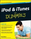iPod and iTunes For Dummies - Tony Bove