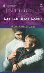 Little Boy Lost (Secret Identity) (Intrigue, 580) - Adrianne Lee