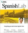Instant Immersion Spanish Lab [With 5 CD ROMs and Workbook and Phrasebook] - Topics Entertainment