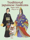 Traditional Japanese Fashions Paper Dolls (Dover Paper Dolls) - Ming-Ju Sun