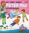 My Very First Peter Pan Storybook Creative Child Press - Rochelle Larkin, Jesse Zerner