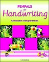 Penpals for Handwriting Years 5 and 6 Overhead Transparencies (9-11years) - Gill Budgell, Kate Ruttle