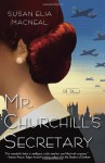Mr. Churchill's Secretary (Thorndike Press Large Print Superior Collection) - Susan Elia MacNeal