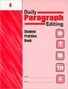 Daily Paragraph Editing: Student Practice Book 4 - Evan-Moor Educational Publishing