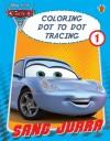Coloring, Dot to Dot, Tracing 1: Sang Juara (Coloring, Dot to Dot, Tracing, # 1) - Walt Disney Company