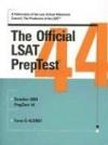 The Official LSAT Preptest: PrepTest 44 - Wendy Margolis