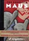 The Complete Maus: A Survivor's Tale[ THE COMPLETE MAUS: A SURVIVOR'S TALE ] by Spiegelman, Art (Author) Nov-19-96[ Hardcover ] - Art Spiegelman