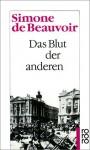 Das Blut Der Anderen - Simone de Beauvoir