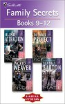 Family Secrets books 9-12 - Beverly Barton, Myrna Mackenzie, Joan Elliott Pickart, Ingrid Weaver