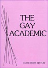 The Gay Academic - Louie Crew