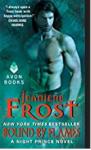 Bound by Flames: A Night Prince Novel by Jeaniene Frost (2015-01-27) - Jeaniene Frost
